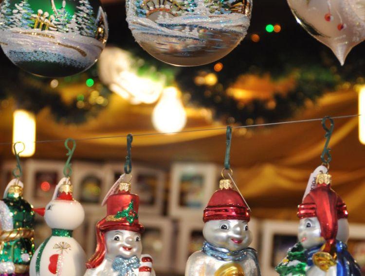 Mercado de Navidad de Cracovia
