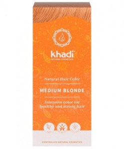 Herbal Color Khadi Rubio Medio 100 Gr