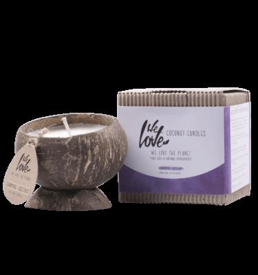 Coconut Candles Charming Chestnut (Lila) 100% Soja