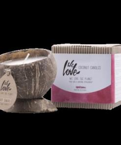 Coconut Candles Sweet Senses 100% Soja