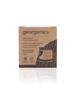 Dentífrico Natural con Aceite de Coco - Carbón Activado Tamaño: 60ml