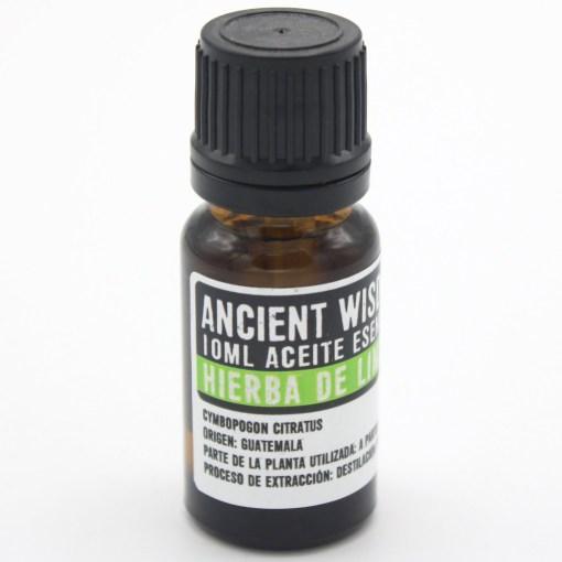 Aceite Esencial Hierbaluisa