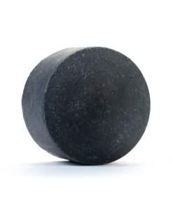 Champú Sólido Natural con Carbón Activado - Cabello Suave y Sensual