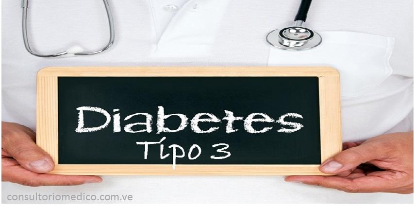 ad diabetes tipo 3 y enfermedad de alzheimer