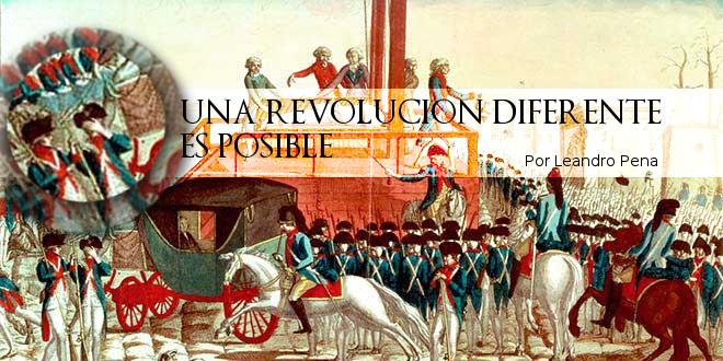 Una Revolución diferente es posible