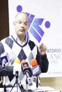Humberto Prado ofreció en su informe anual cifras diferentes a las oficiales sobre presos fallecidos /EFE
