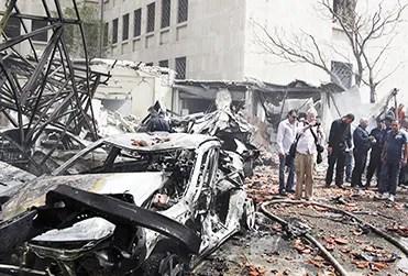 Damasco es una de las ciudades más atacadas / EFE