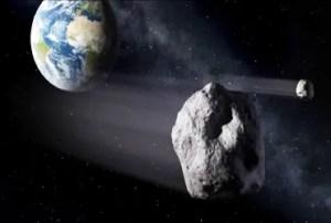 El asteroide 1998 QE2, que cuenta con una luna propia, pasó cerca de la Tierra en mayo