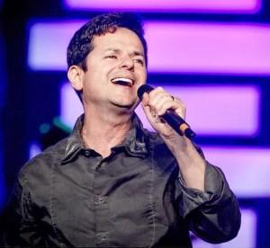 El pastor y adorador Danilo Montero tuvo una destacada participación dentro del programa / Expolit