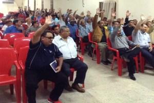Ministros realizaron elección de directiva en asamblea / Prensa COMIZU
