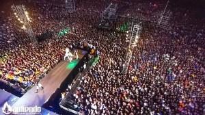Congreso Nacional de Jóvenes Ardiedo en el Espíritu Santo congregó a más de 50 mil jóvenes