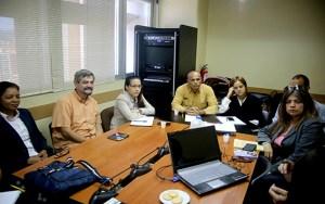 Diputados de la AN recibieron a pastores y miembros de la Asociación Civil Sembrando Derecho / Arles Arcia