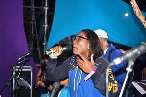 Rosmary Luján, destacada atleta cristiana comparte el amor de Dios en diferentes eventos / MPJ