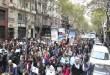 Miles de personas marcharon en favor de las dos vidas