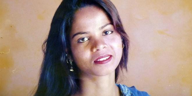 Anulan condena a muerte de la cristiana Asia Bibi por blasfemia