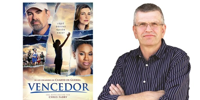 "Editorial Tyndale novelizó la película ""Vencedor"""
