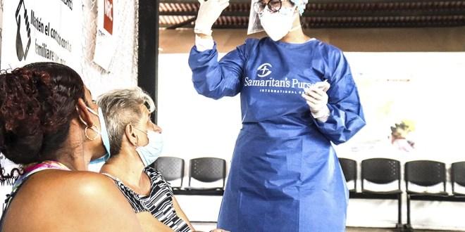 Organización humanitaria cristiana ayuda a los venezolanos a regresar a casa