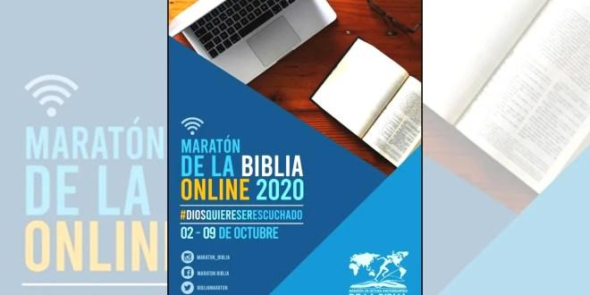 Maratón Bíblico 2020: 'Dios quiere ser escuchado' vía Zoom