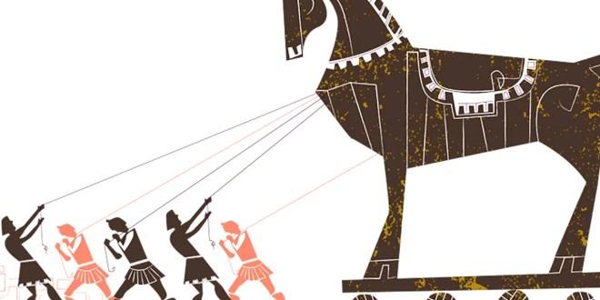 El caballo de Troya socialista dentro de la iglesia cristiana de EE. UU.