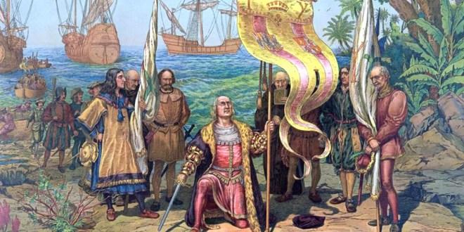 El judío sefardí Cristóbal Colón y la Tierra redonda