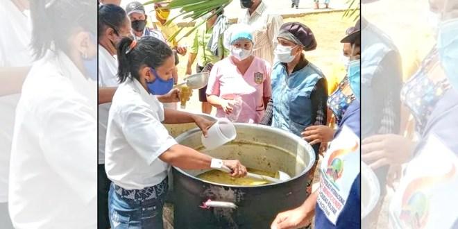 Jesús sigue multiplicando panes y peces en Ciudad Bolívar