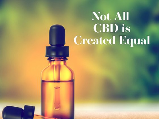 Potent CBD - Not All CBD is Created Equal Verdania Fields CBD