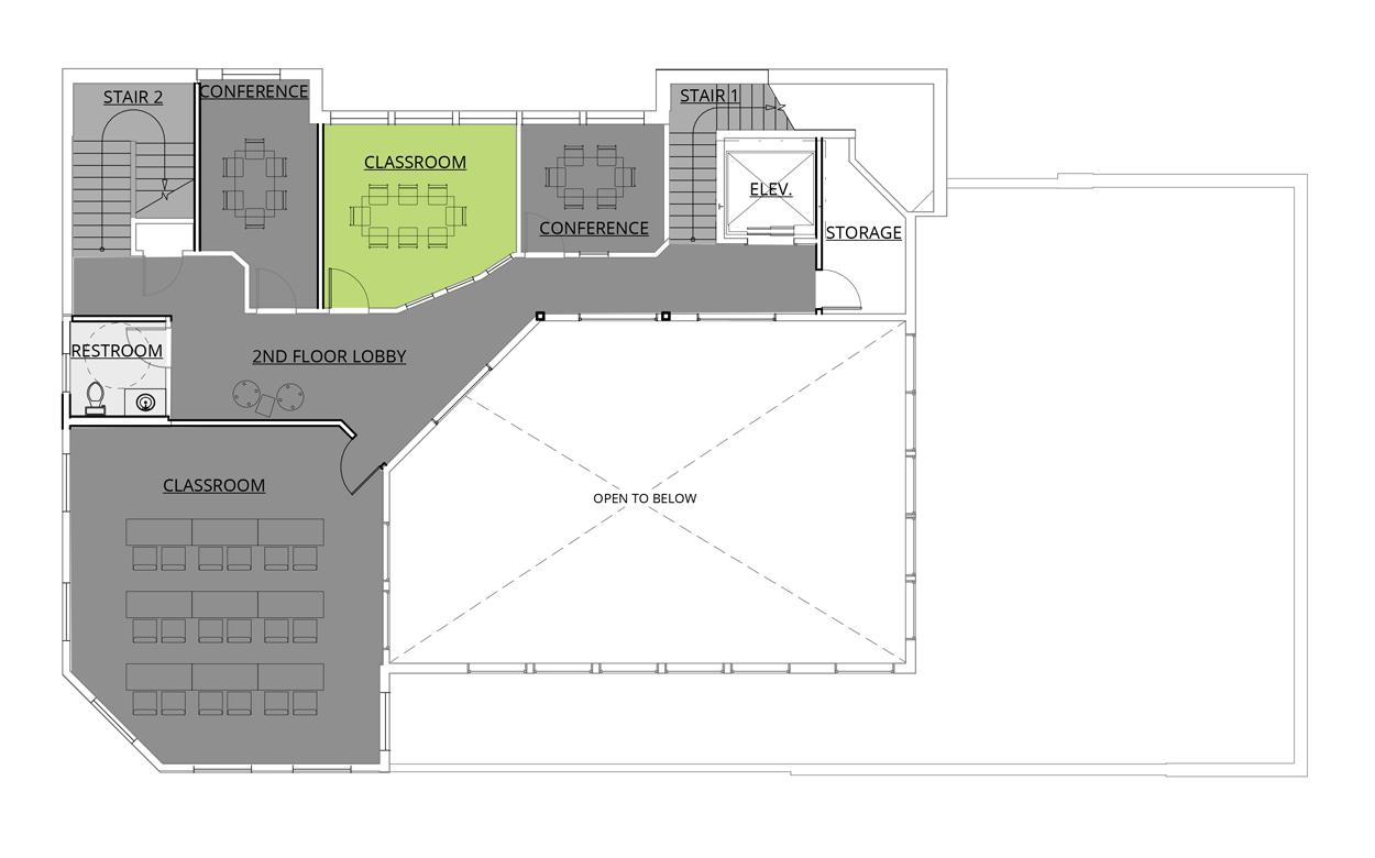 Kaiser Westside Medical Center Floor Plan