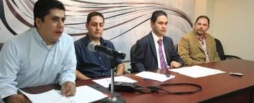 Integrantes del Comité de Empresas de Energías Renovables del Estado de Jalisco. Imagen: Congreso de Jalisco