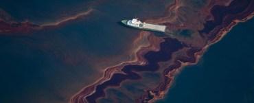 Derrame en el Golfo. Imagen: Greenpeace
