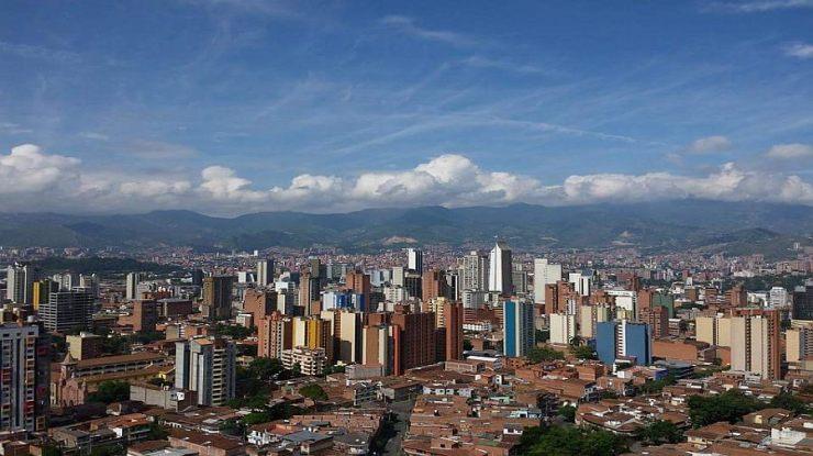 Medellín. Foto: Flickr de Iván Erre