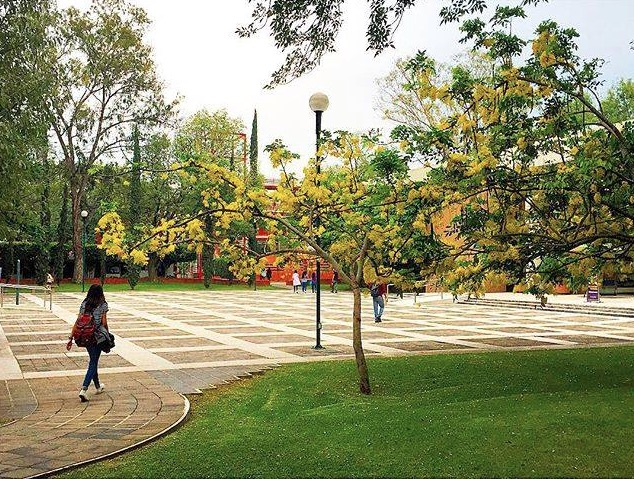 Campus ITESO. Foto: ITESO