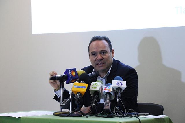 Alberto Uribe anuncia la creación de la Fiscalía Ambiental en Tlajomulco. Foto: Ayuntamiento de Tlajomulco