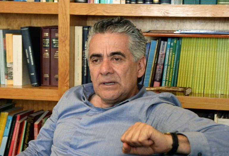 Gerardo Ceballos. Foto de la UNAM