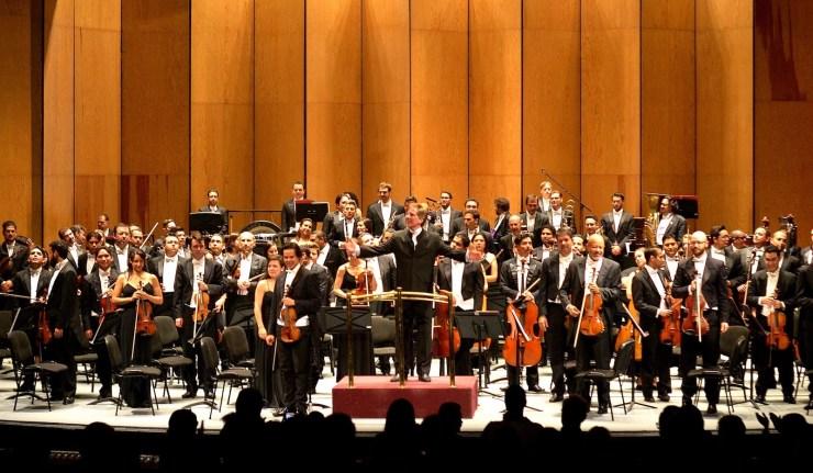 Foto de la Orquesta Filarmónica de Jalisco