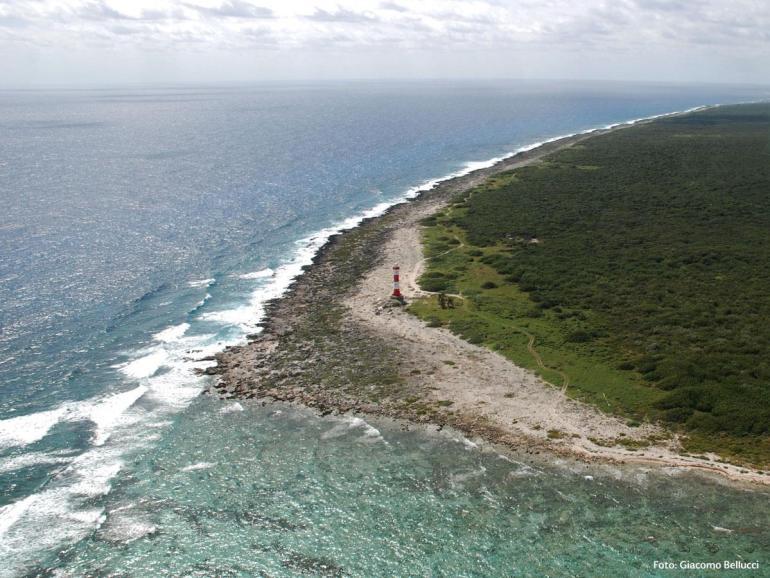Isla Cozumel. Foto: Conanp