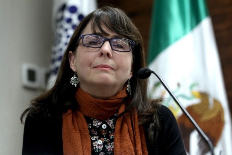 Elena Álvarez Conacyt