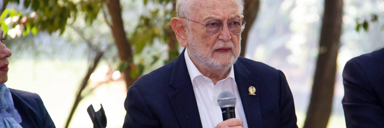 José Sarukhán, titular de la Conabio