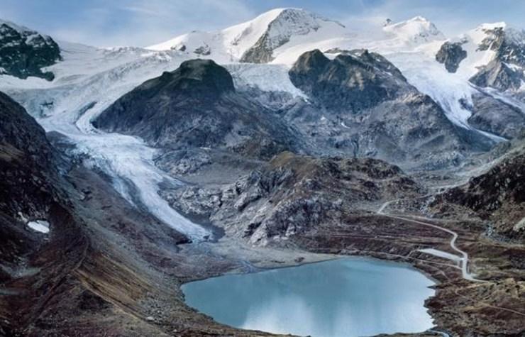 Glaciares mexicanos. Foto: UNAM