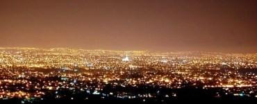 Contaminación lumínica en Guadalajara
