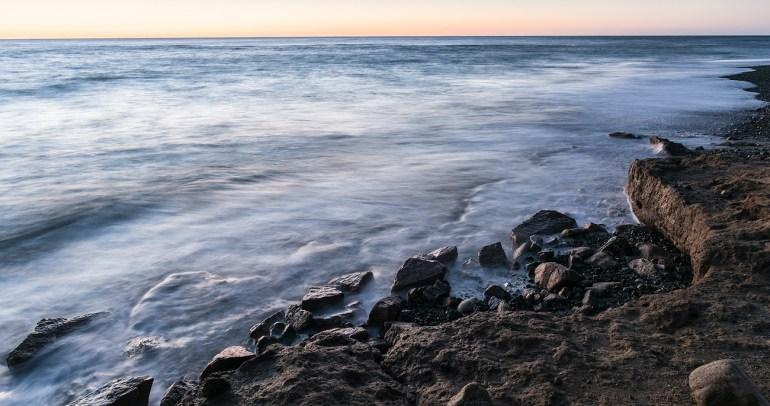 Mar incendiado documental