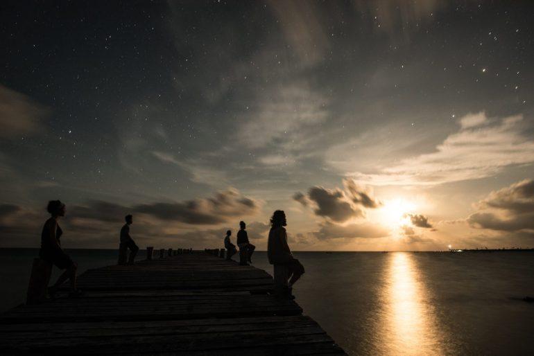 Imagen de Nahui Ollín, Sol en Movimiento