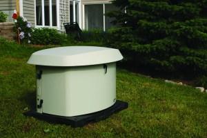 Residential Backup Generator