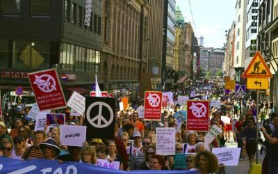 Suomi halutaan mukaan ydinasekieltosopimukseen
