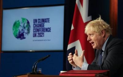 COP26 Glasgow: Rakas vihreä paikka odottaa ratkaisevaa ilmastokokousta