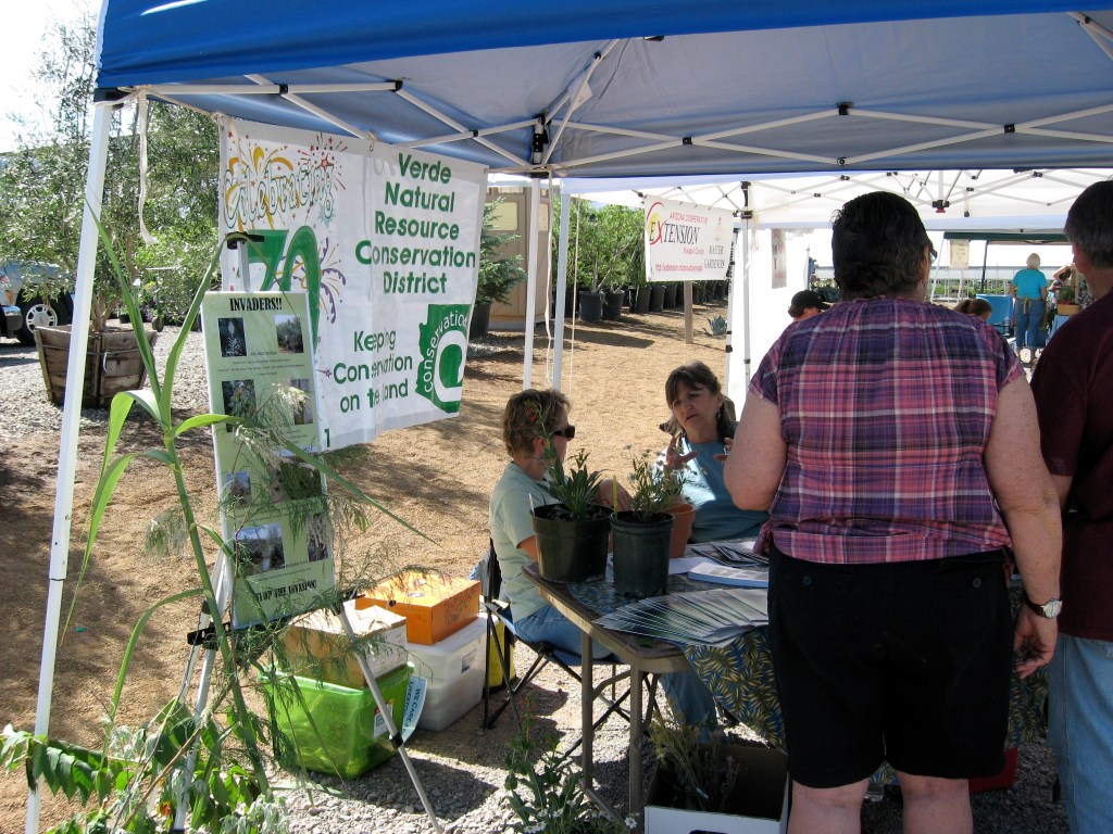 Verde NRCD Booth