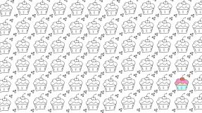 cupcake wallpaper 3