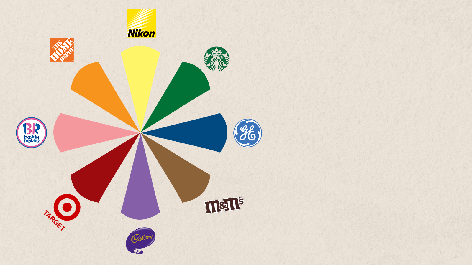 color in branding infographic