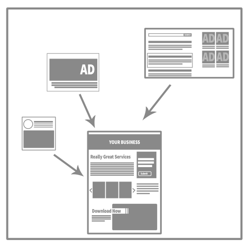 Marketing Campaign Graphic: IMC Plan