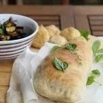 Calzone con Peperoni Zucchine e Riso #Vegan