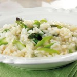 Riso con Asparagi e Pinoli